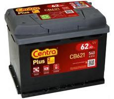 Батарея аккумуляторная, 12В 62А/ч